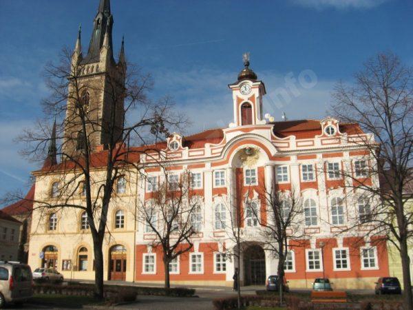radnice v Čáslavi